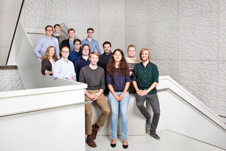 Cologne Graduate School Phd Fellows